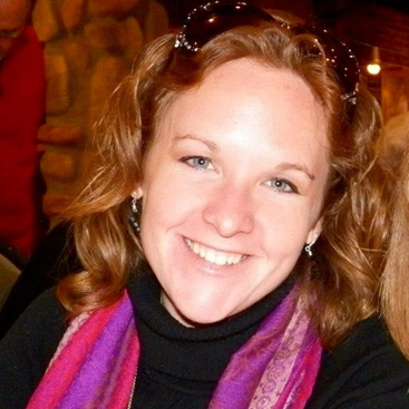 Photo of Alissa Ortman, outreach and BrainFacts.org manager.