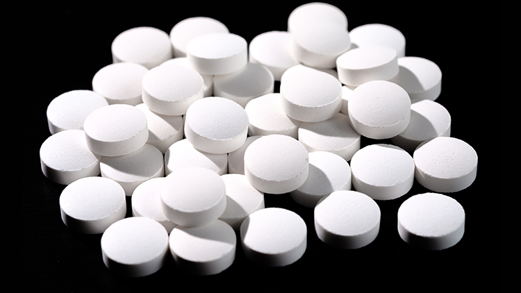 Image of opioid pills