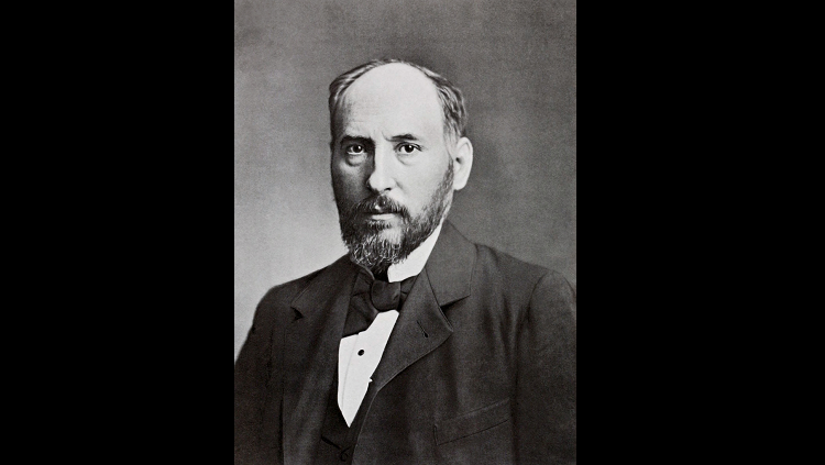 black and white image of ramon cajal