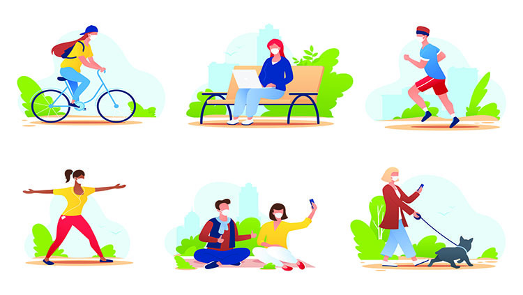 Activities in the Park