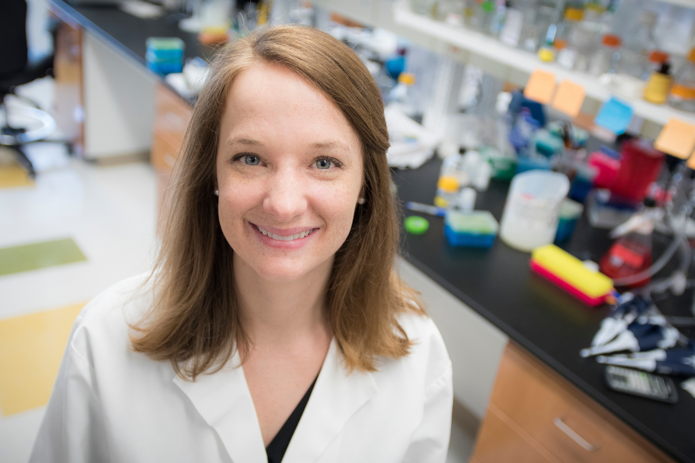 Laura J. Blair, PhD: Assistant Professor, Department of Molecular Medicine, USF Health Byrd Institute, University of South Florida, Tampa, FL.