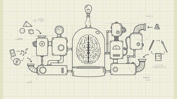 brain in a machine